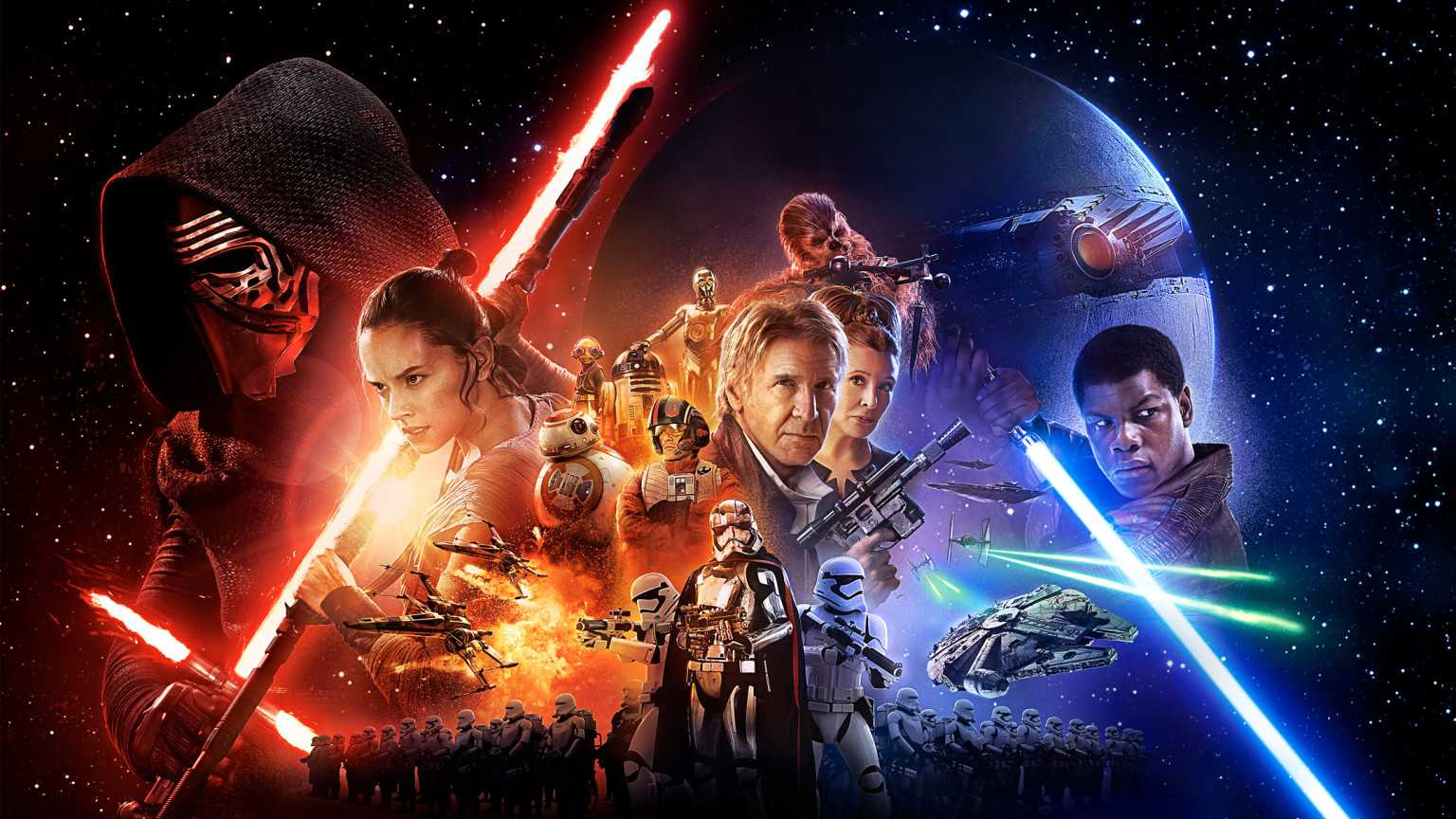 Star Wars: The Force Awakens Close To Shattering Avatar's Record | Star Wars