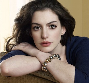 Anne Hathaway Is Her Own Paparazzi With Pregnant Photo | Anne Hathaway