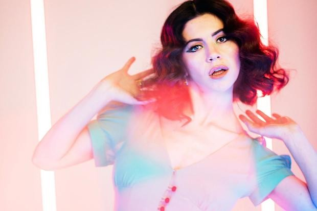 Marina And The Diamonds Show Their True Colors | Marina and the Diamonds
