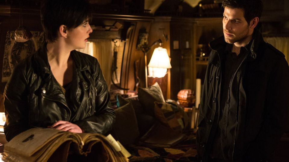 The Grimms Are Back: Pop 5 Nick And Trubel Moments | grimm