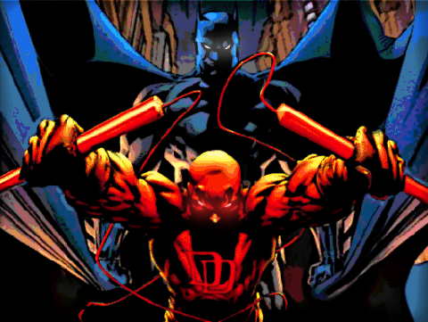 Netflix's Daredevil To Battle Batman V Superman For Viewers | Daredevil