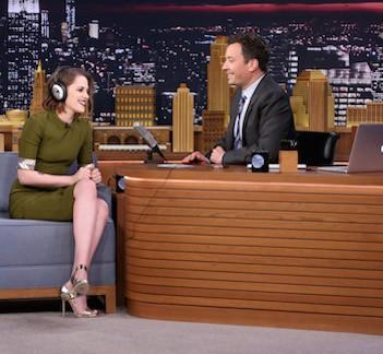 Kristen Stewart Gets Competitive With Jimmy Fallon | Kristen Stewart