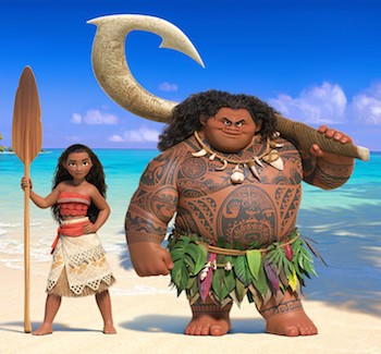 Take A Sneak Peak At Disney's New Movie 'Moana' | Moana