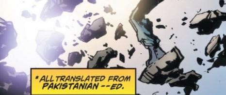 DC Comics Lambasted For Wrongly Naming The Language Of Pakistan | language