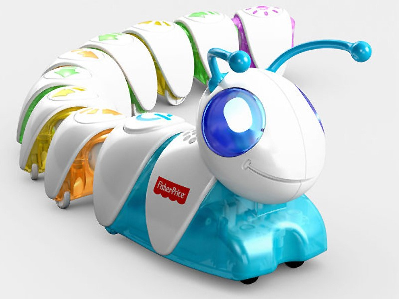 Fisher-Price Wants To Teach Your Toddler To Code | Fisher-Price