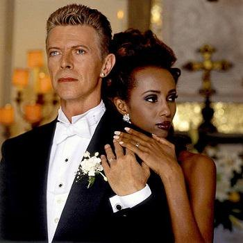Iman Shared Touching Messages In Days Leading To David Bowie's Death | Iman