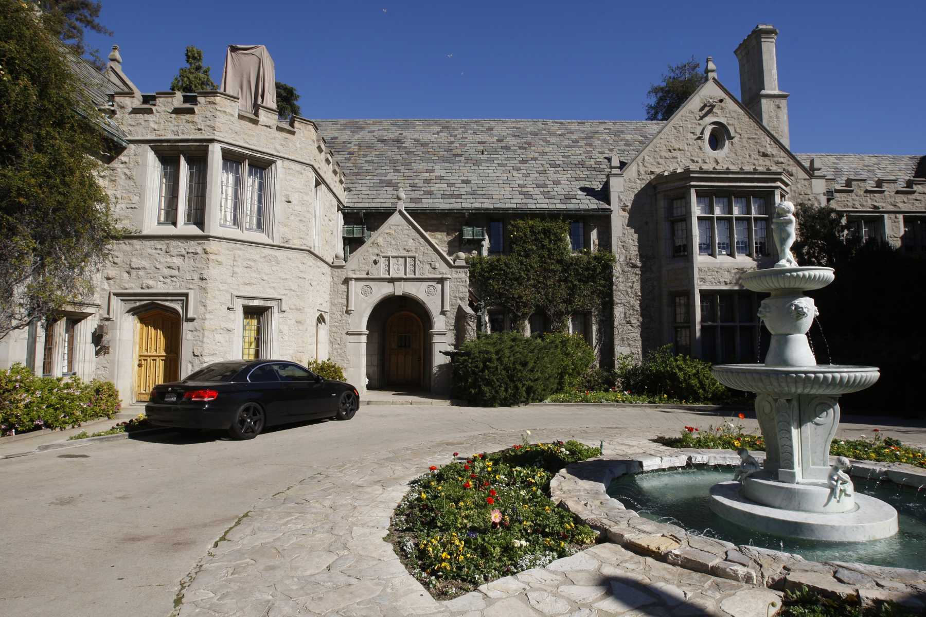 You Can Have The Playboy Mansion, For A Price | Playboy Mansion