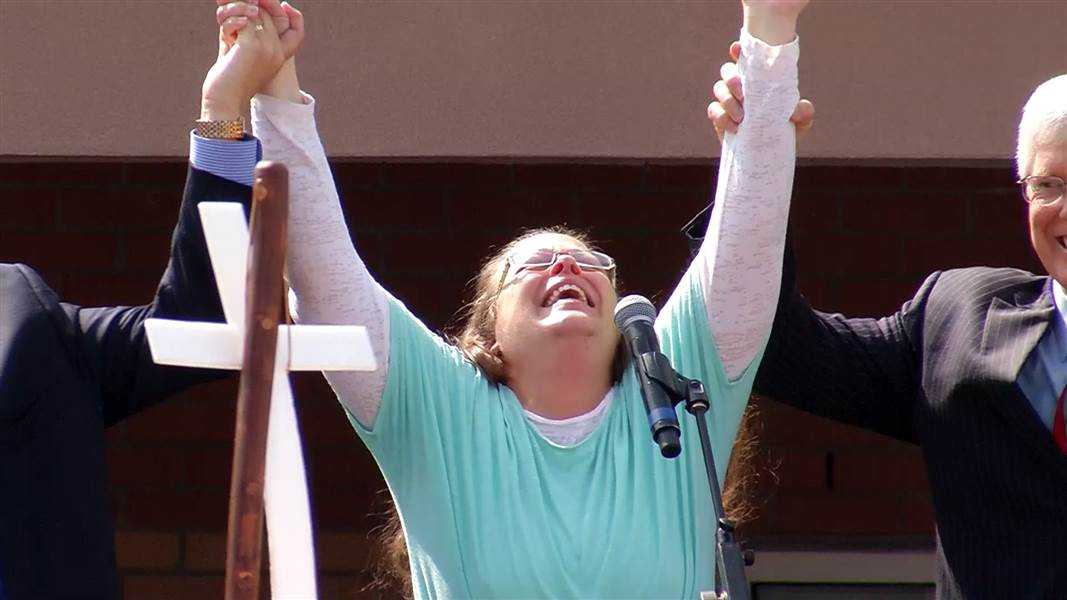 Kim Davis Set To Attend President Obama's State Of The Union Address | Kim Davis