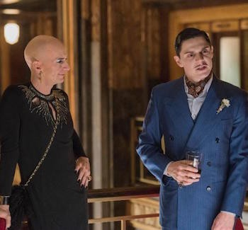 American Horror Story Hotel: 05x12, Be Our Guest | Be Our Guest