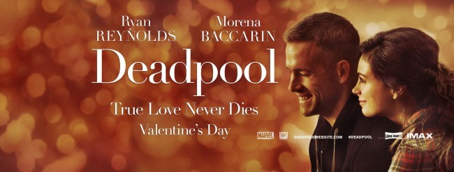 Deadpool Gets Official Rating And New Romantic Posters | Deadpool