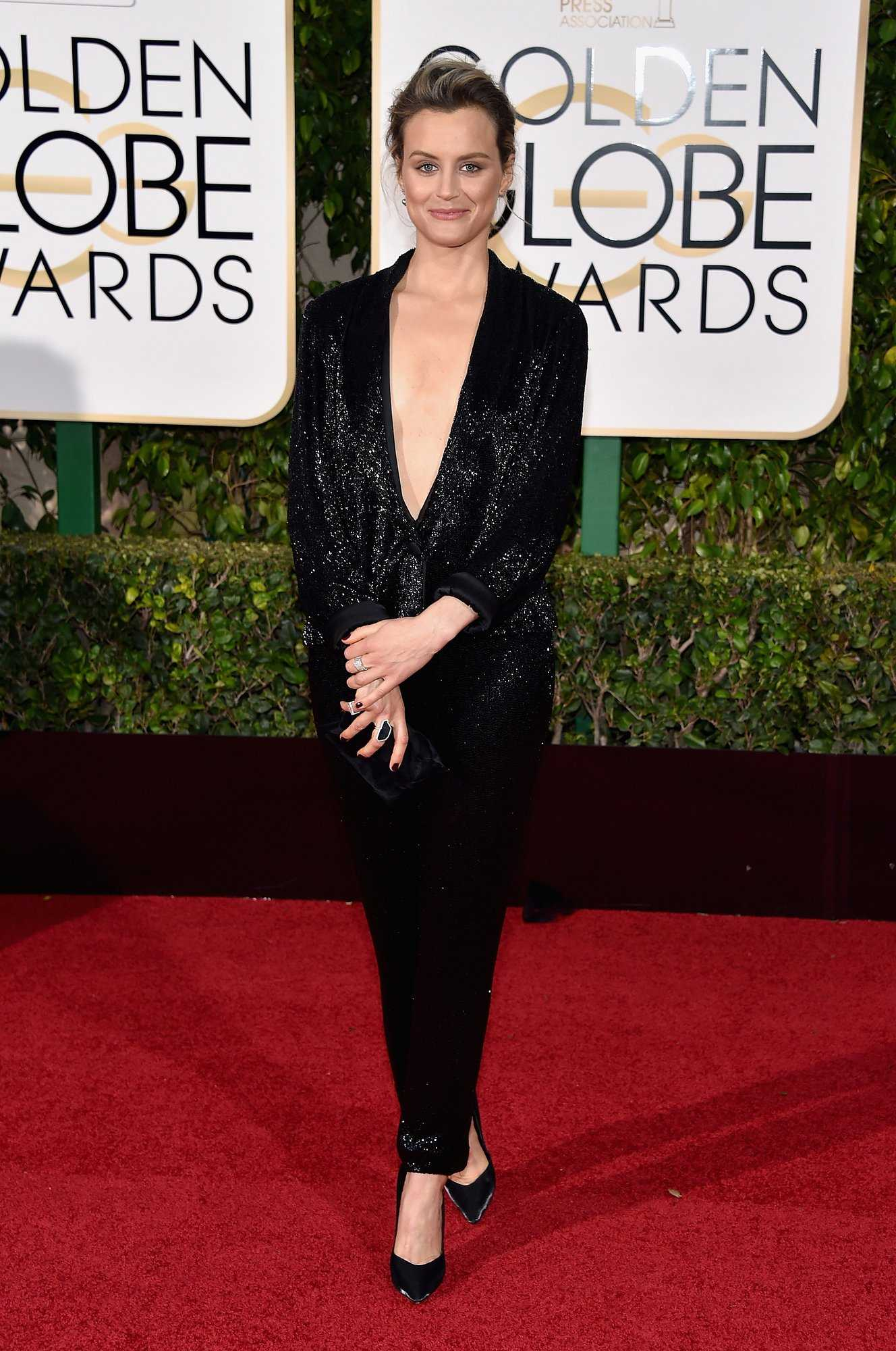 6 Fashion Trends From The 2016 Golden Globes Awards That We Loved | Golden Globes