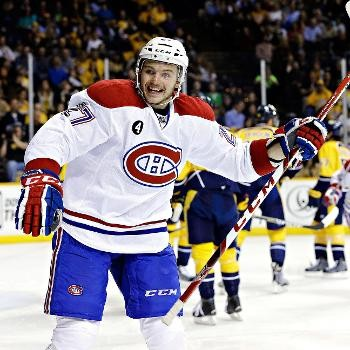 Montreal Canadiens' Alex Galchenyuk Domestic Abuse Case Another Example of Stereotyping | Alex Galchenyuk