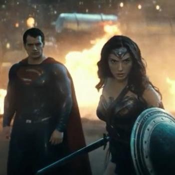 CW Reveals Dawn Of Justice League Teaser   justice