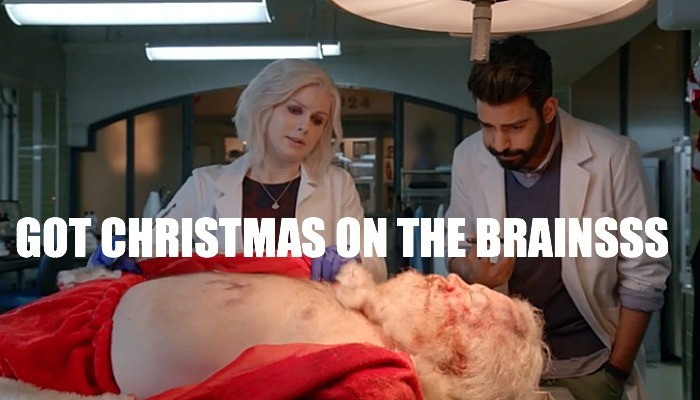 iZombie: 02x11, Method Head | Method Head