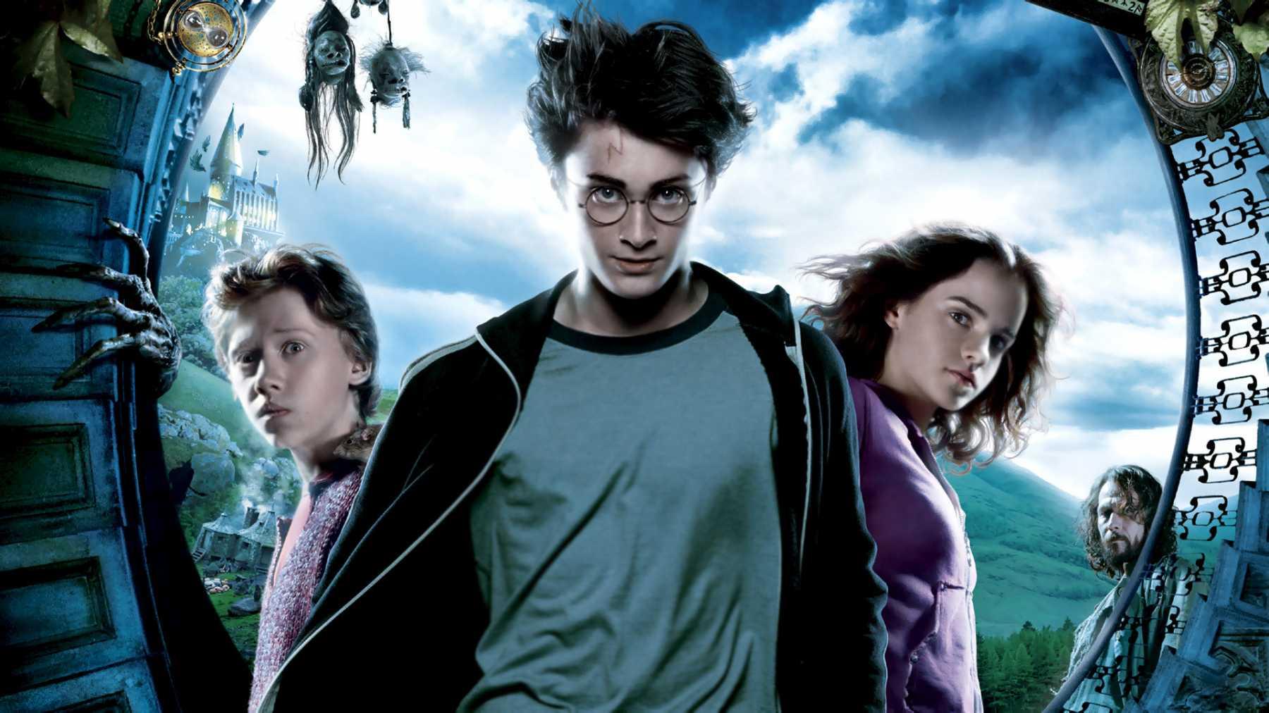 'Harry Potter And The Prisoner Of Azkaban' Live Tweet | Harry Potter