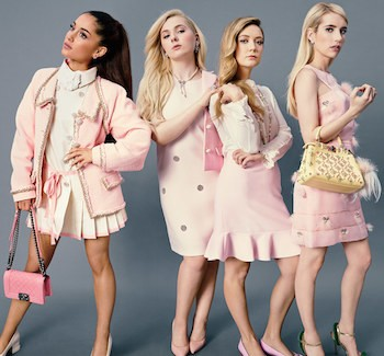 Scream Queens Renewed For A Second Season | scream queens