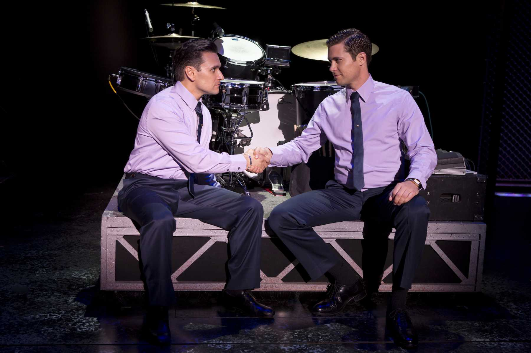 Exclusive: Talking Jersey Boys with Drew Seeley | Drew Seeley