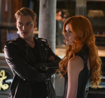 Shadowhunters, 01x02: The Descent Into Hell Isn't Easy | Shadowhunters