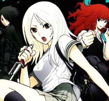 FUNimation Unveils The English Dub Cast Of Tokyo ESP | Tokyo ESP