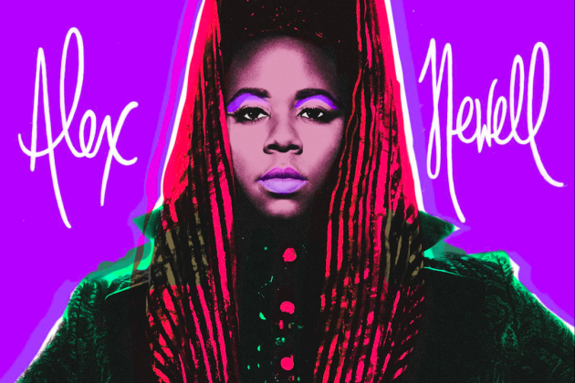 Alex Newell Lets Us Know 'This Ain't Over'   Alex Newell