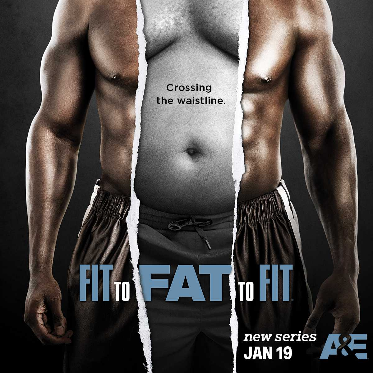Fit To Fat To Fit: 01x01, Ray/JJ | Fit to Fat to Fit