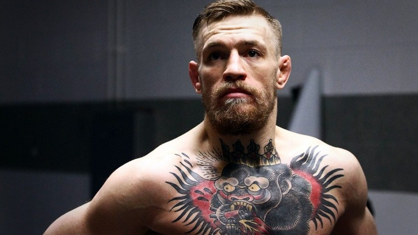 Conor McGregor Verbally Assaults Opponent | Conor McGregor