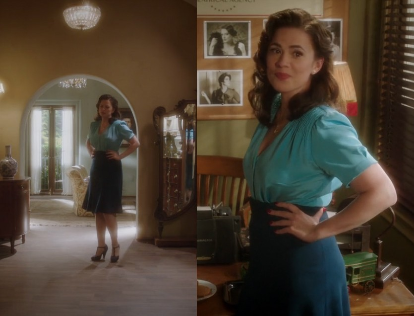 Agent Carter's Closet: A View In The Dark | Agent Carter