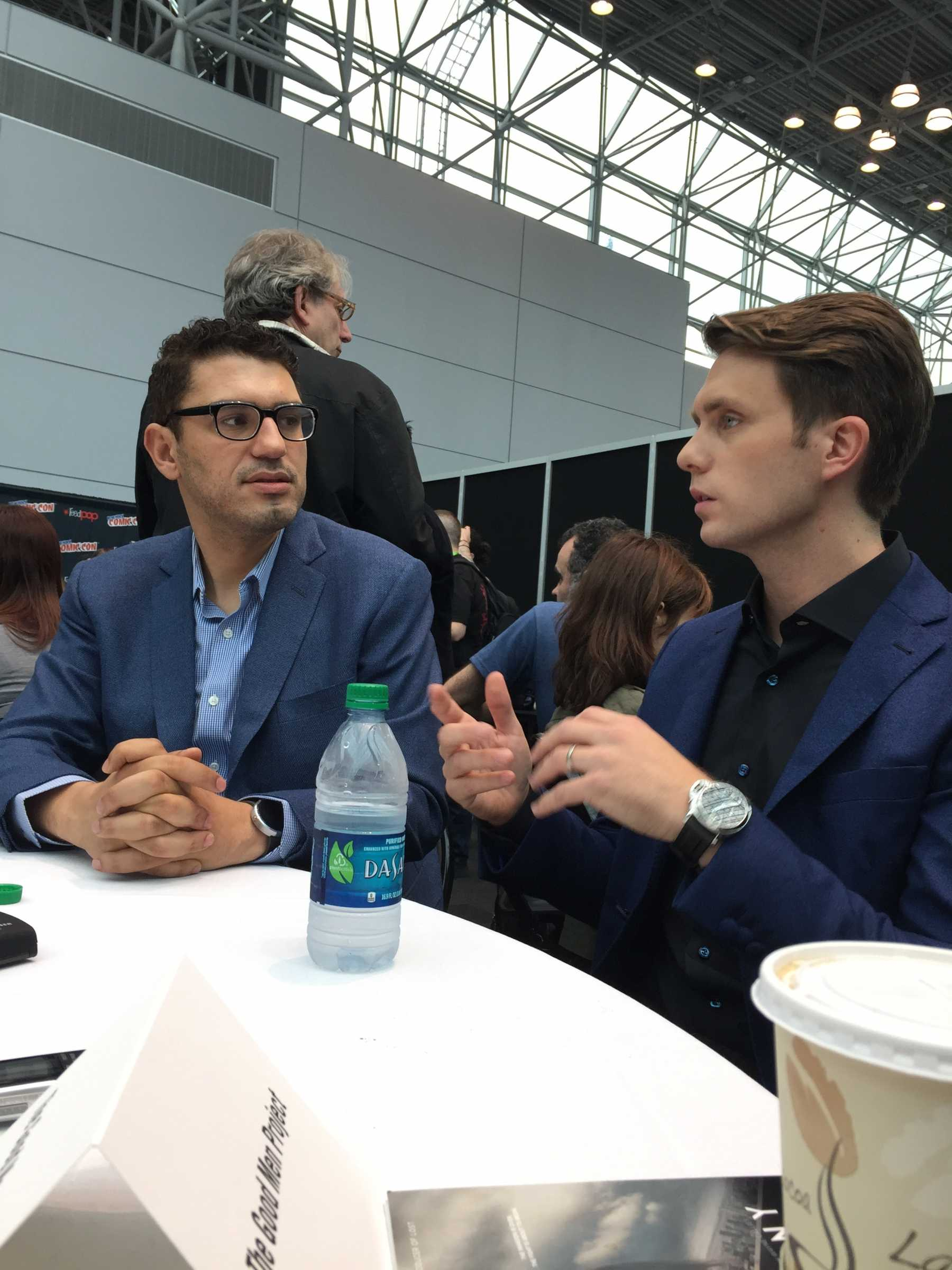 Sam Esmail & Martin Wallstrom Explain Why Mr. Robot Is The