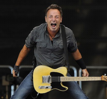 Bruce Springsteen Offers Free Download Of Chicago Concert | bruce springsteen