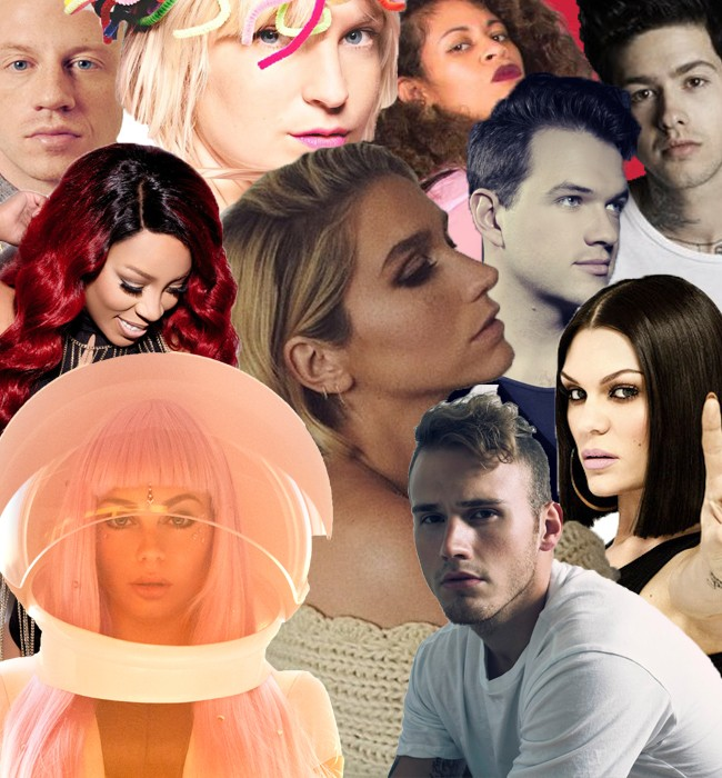 #MusicMonday Feat. Macklemore, Sia, Jessie J, And More | #MusicMonday