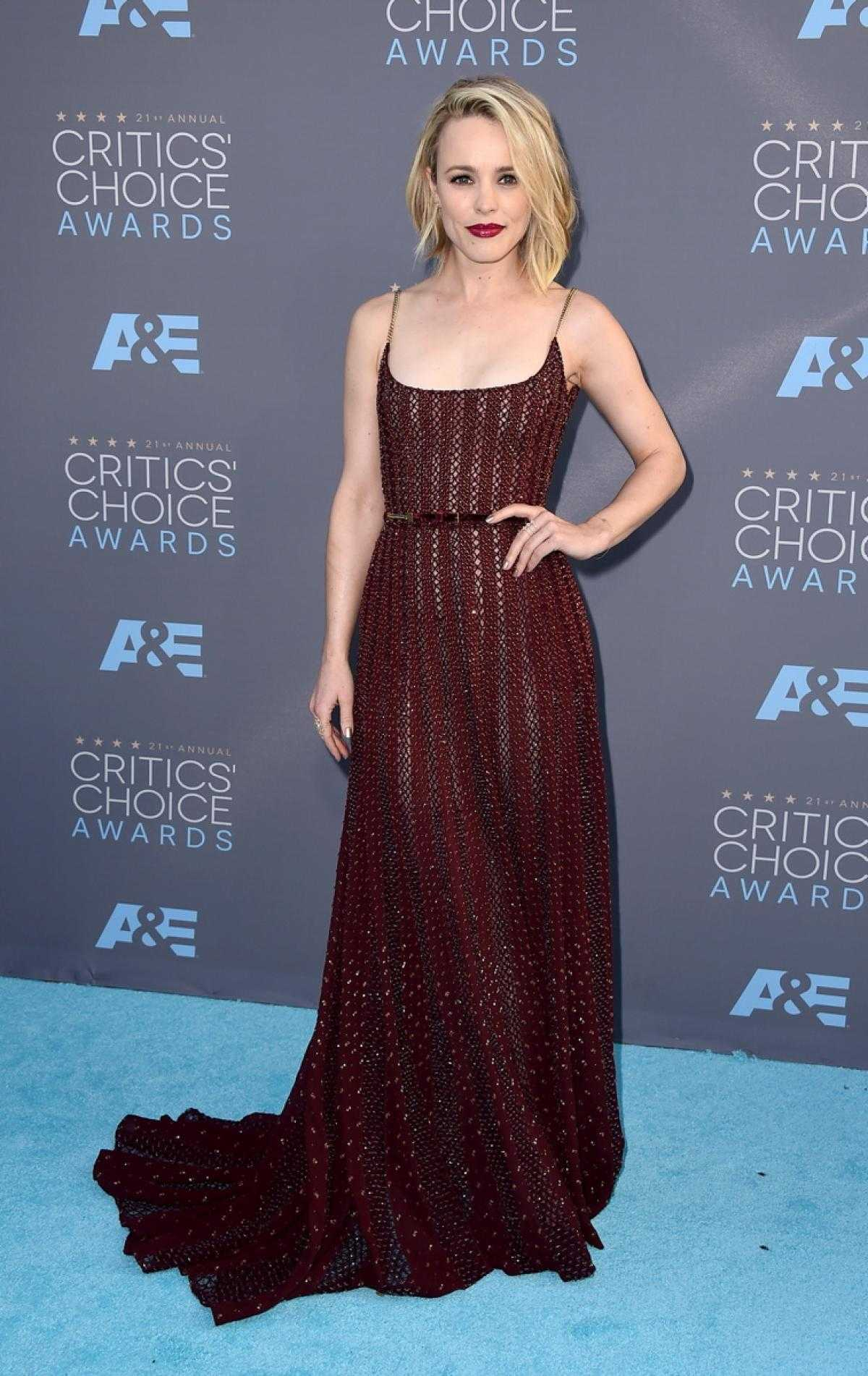 The Pop 4 Beauty Trends From The 2016 Critics' Choice Awards   Critics' Choice Awards
