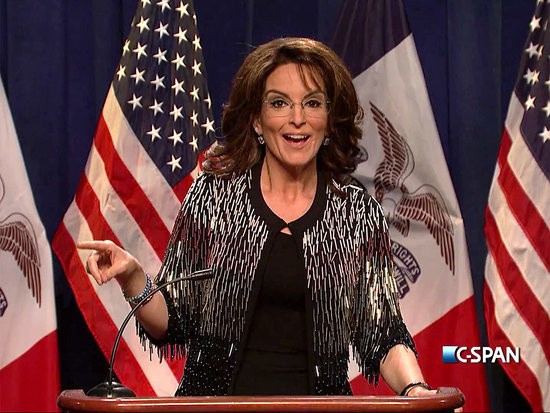 Tina Fey Was A Much Needed Boost Of Comedy On This Week's SNL | Tina Fey