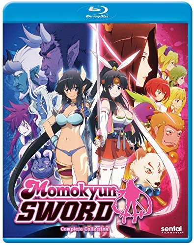 'Momo Kyun Sword' Anime Series Review | momo kyun sword