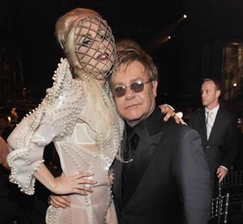 Lady Gaga And Elton John Teaming Up For Her New Album   Elton John