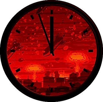 It's Three Minutes Until Midnight On The Doomsday Clock | Doomsday Clock
