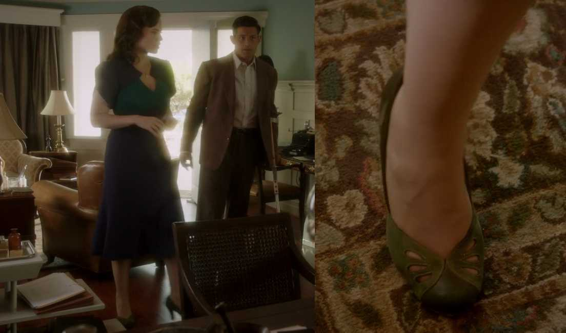 Agent Carter's Closet: Better Angels | Agent Carter