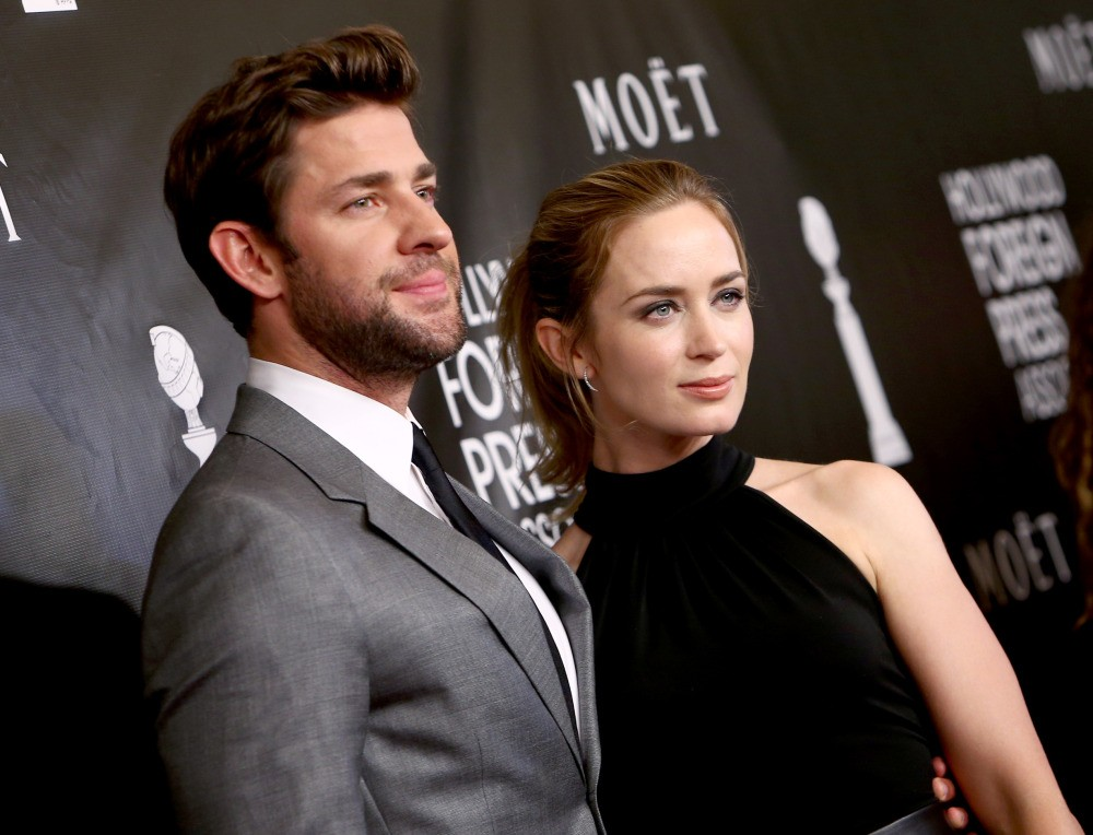 Emily Blunt Has Another 'Bun in the Oven' | Emily Blunt
