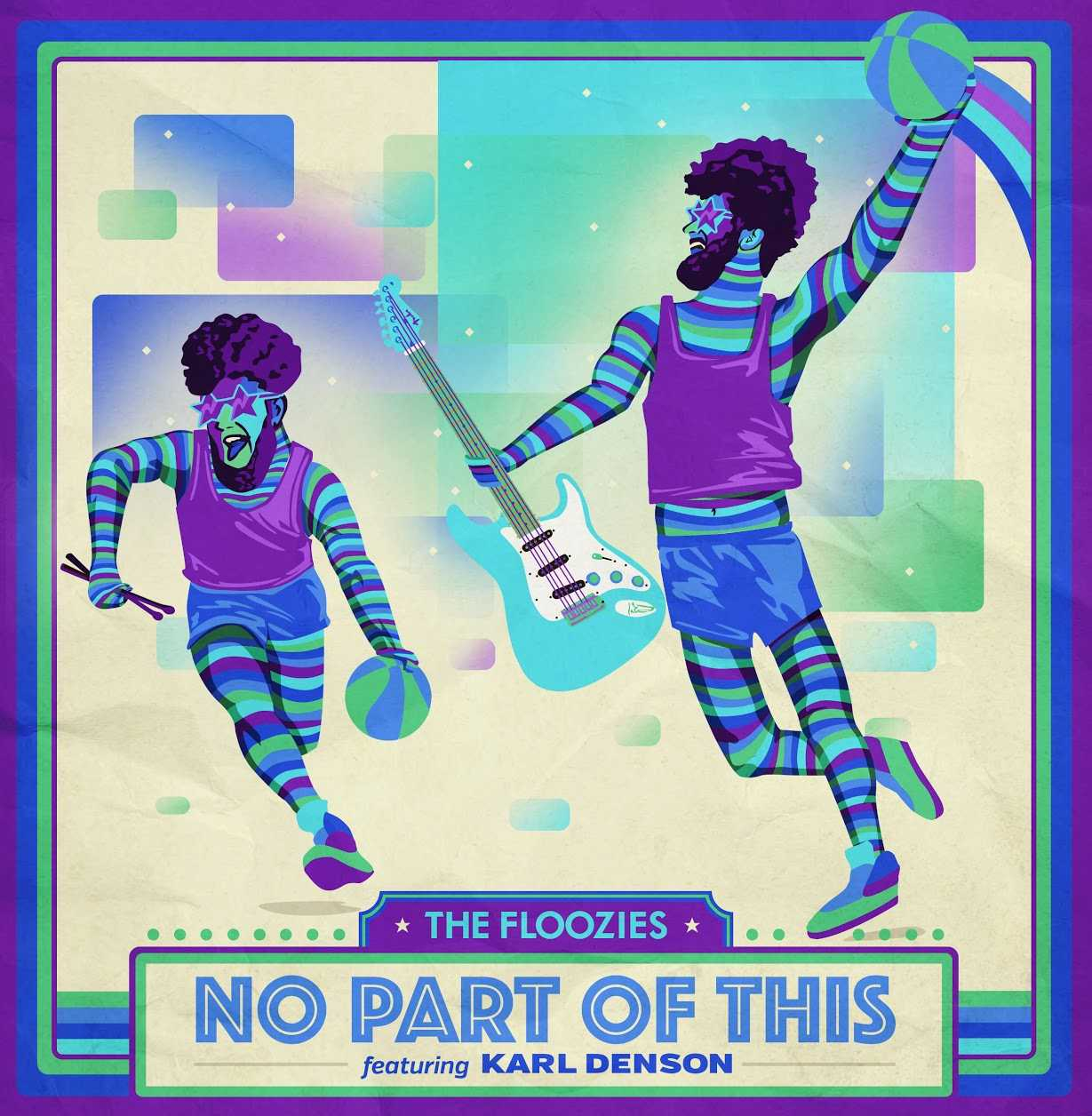 Exclusive Premiere: The Floozies And Karl Denson Bring The Funk On 'No Part Of This' | The Floozies