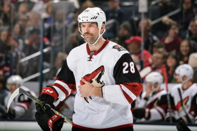 NHL All-Star John Scott Discusses Poor Treatment From League | John Scott
