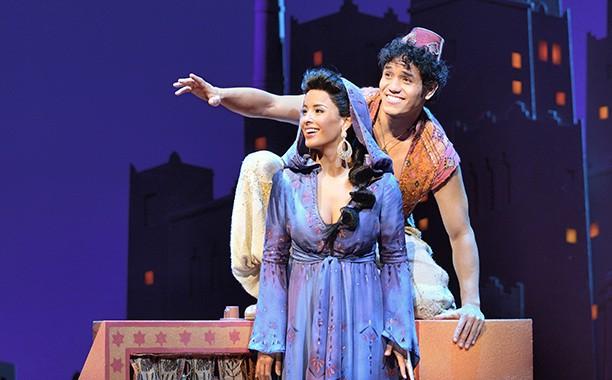 Aladdin To Go On A Carpet Ride Around North America For New Tour | Aladdin