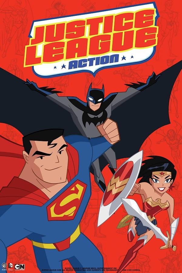 DC Announces New Justice League Action Series | Justice League Action