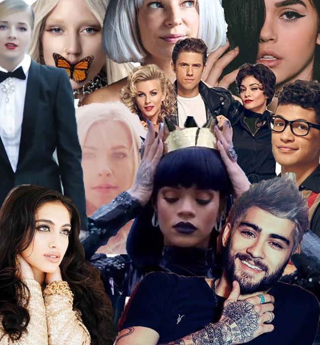 #MusicMonday: Feat. Vanessa Hudgens, Zayn Malik, Rihanna, And More | #MusicMonday