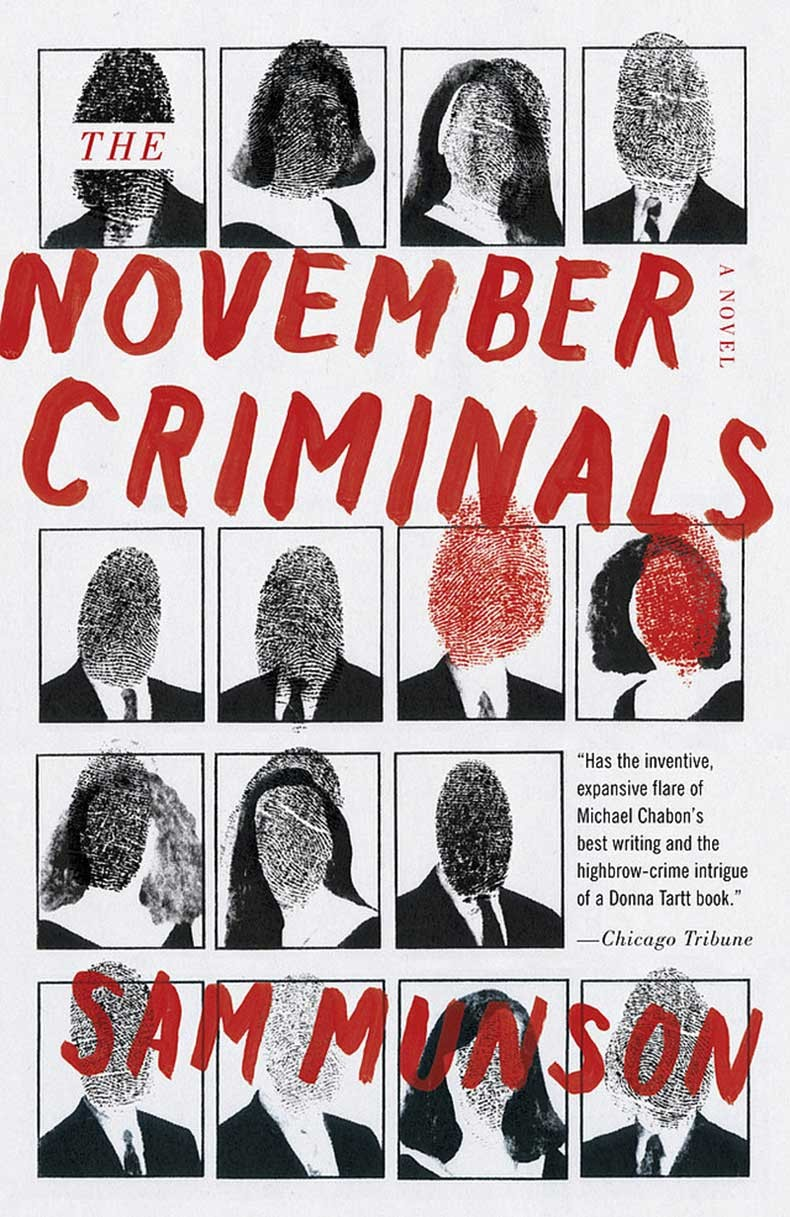 Book Review: The November Criminals - Sam Munson | The November Criminals