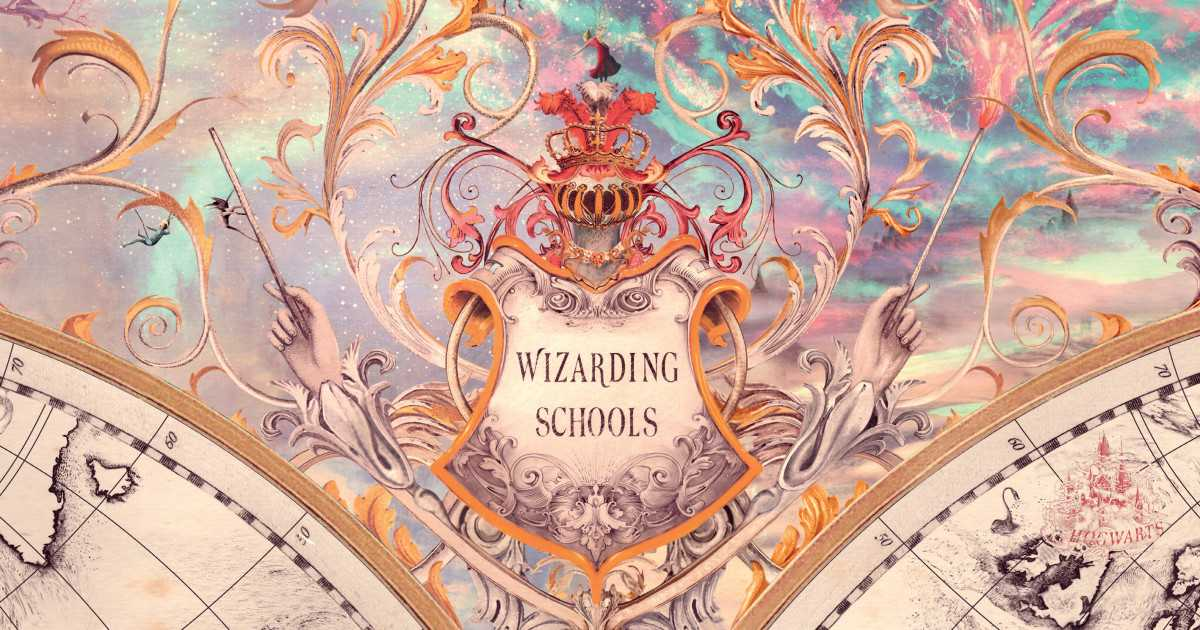 J.K. Rowling Reveals More Wizarding Schools Via Pottermore Site | wizarding schools