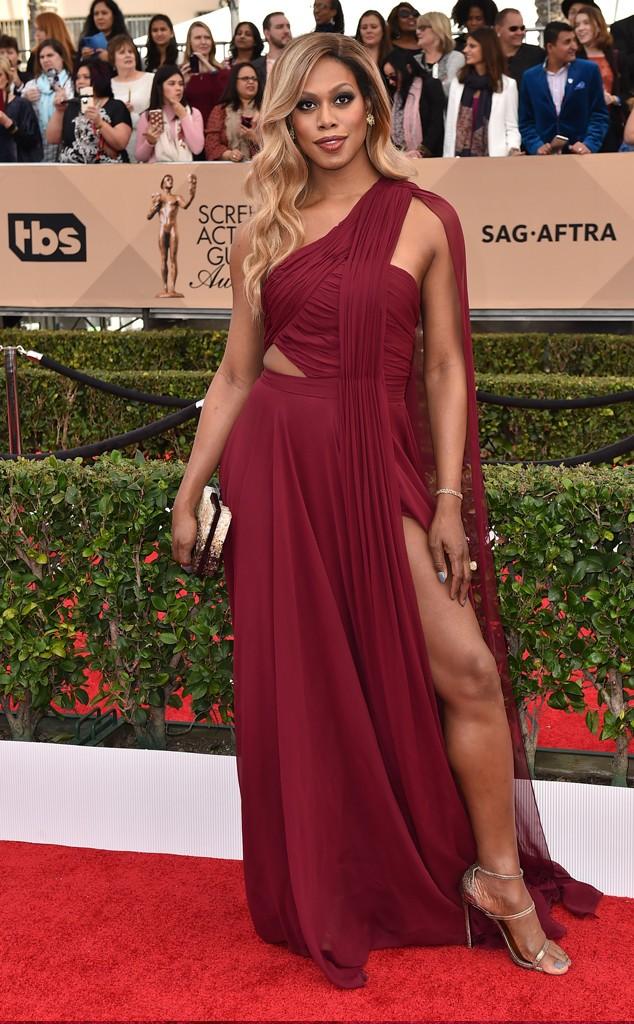 The 2016 SAG Awards: Chrissy Picks Her Top 5 Best Dressed | SAG Awards