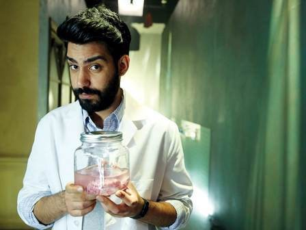 Pop 3 Reasons We Love iZombie's Dr. Ravi Chakrabarti | Ravi