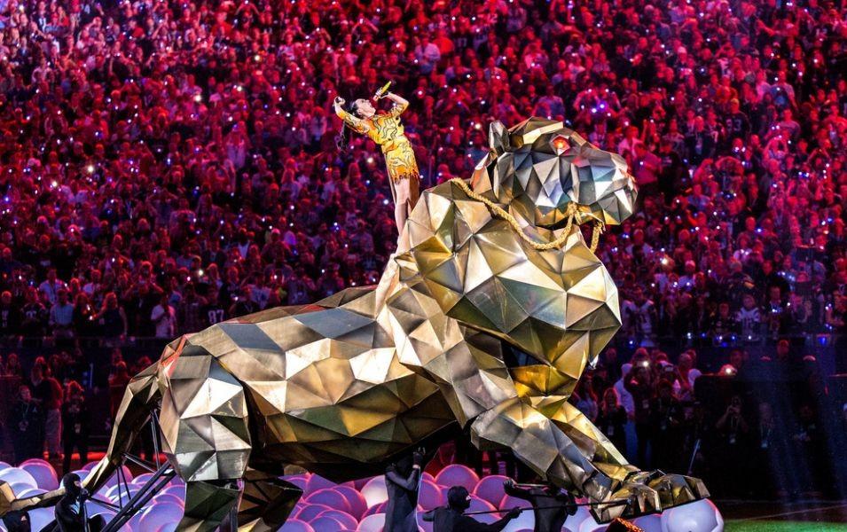 Top 10 Super Bowl Halftime Performances Of All Time | Super Bowl Halftime