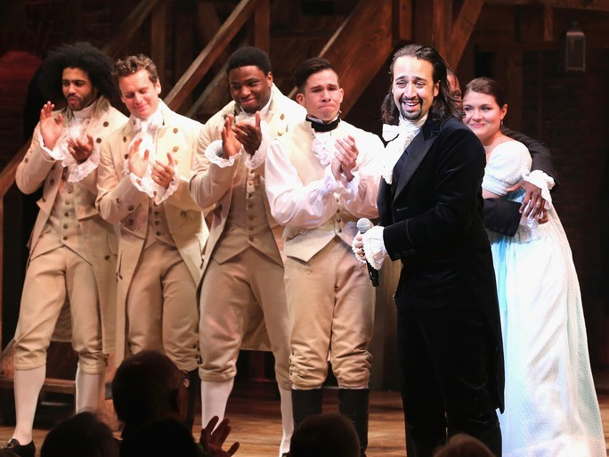 Hamilton Cast To Take The Stage For A Grammy-Worthy Performance | hamilton