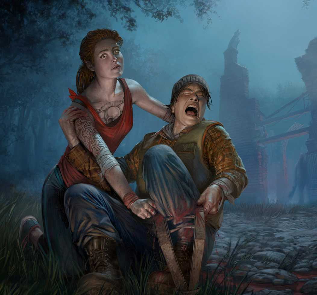 Horror Game 'Dead By Daylight' Announced | dead by daylight