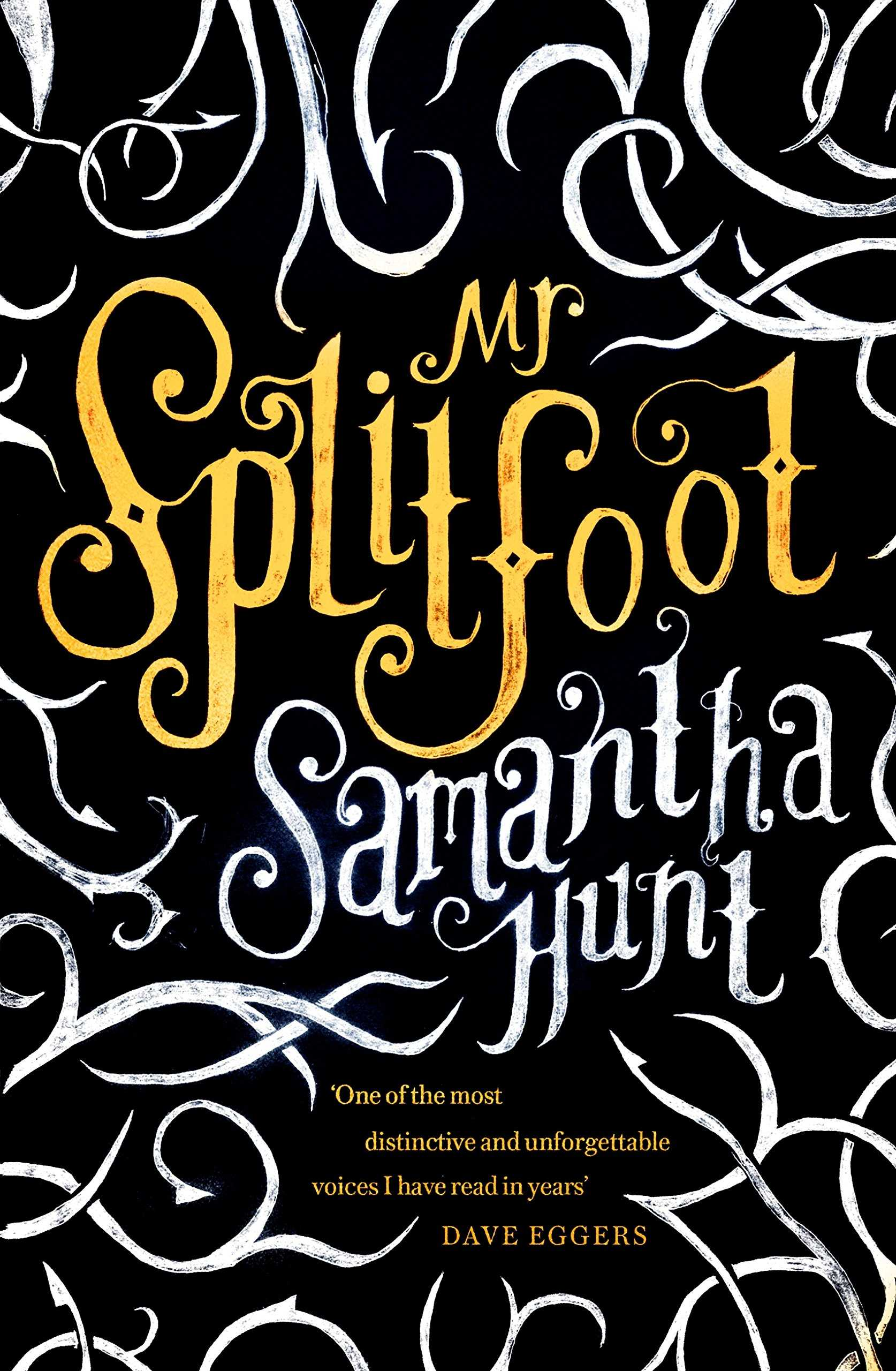 Book Review: Mr Splitfoot - Samantha Hunt | Mr Splitfoot